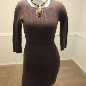 Sexy Sweater dress!